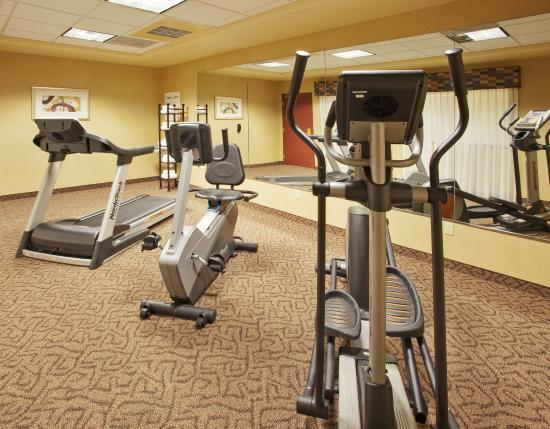 Dinuba, Californien: Fitness Center