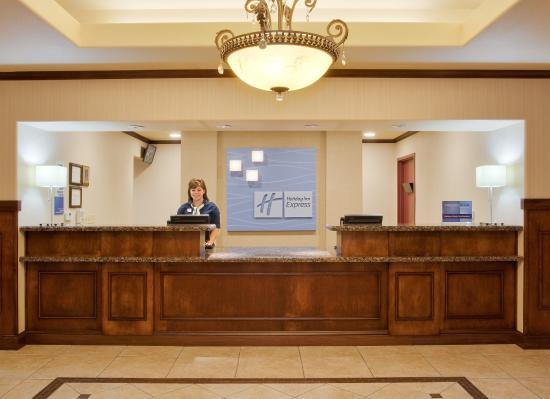 Dinuba, Kalifornien: Hotel Lobby