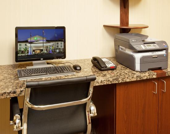 Dinuba, Kalifornien: Business Center