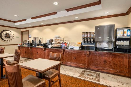 Seffner, Φλόριντα: Breakfast Room