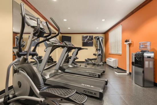 Seffner, Φλόριντα: Fitness Center