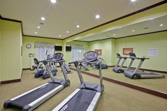 Dumas, TX: Fitness Center