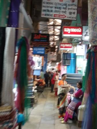 Clothing Markets Mumbai 1