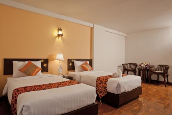 Buaraya Hotel Chingmai: ห้องพัก