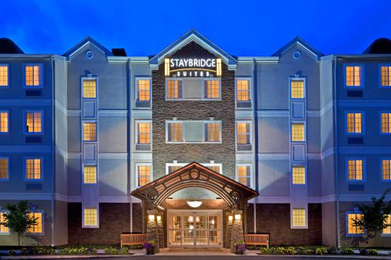 Staybridge Suites Royersford-Valley Forge: Hotel Exterior at Night