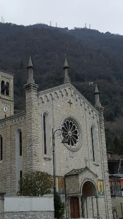 Argegno, Italy: Chiesa S.S. Trinità