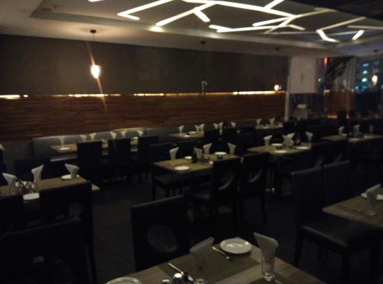 Picture of little italy hyderabad tripadvisor for Crystal 7 cuisine hyderabad