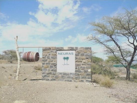 Región de Khomas, Namibia: Neuras