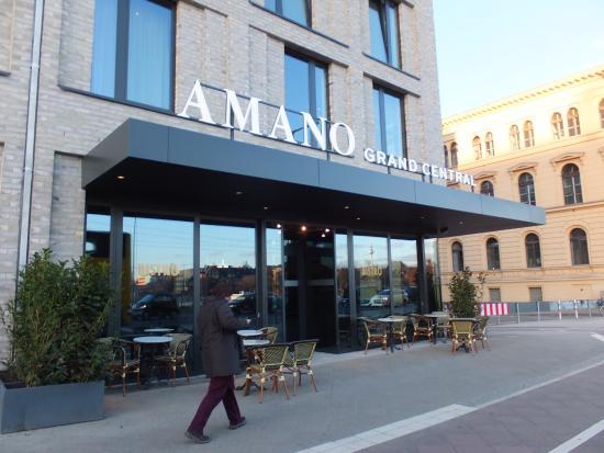 Amano Grand Hotel Berlin