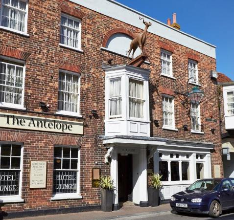 Photo of The Antelope Hotel Poole