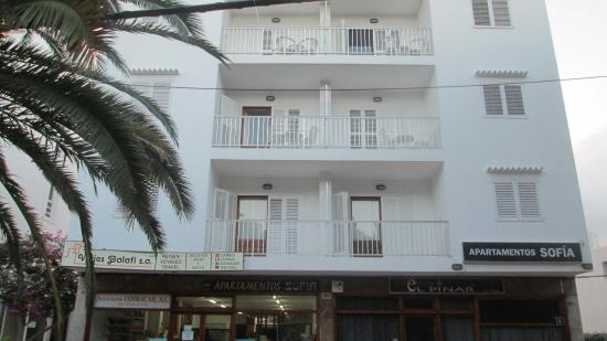Apartamentos Sofia Playa Ibiza