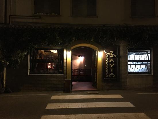 Camporosso, Италия: Eingang