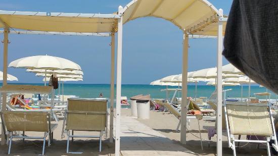 Spiaggia del Sole 86&87 - Foto di Spiaggia del Sole 86&87, Riccione ...