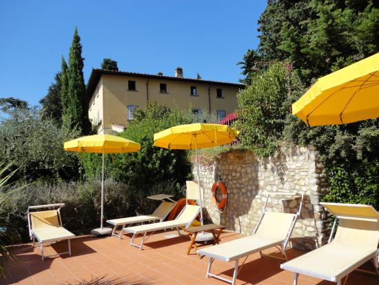Монтеспертоли, Италия: Pool