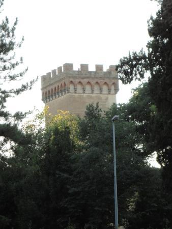 Монтеспертоли, Италия: Nachbarhaus