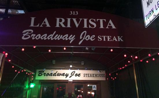 LA Rivista Palatine Restaurant: Merci !
