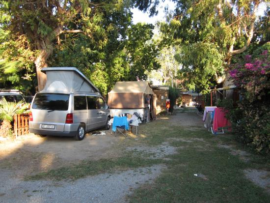 Camporosso, Италия: Gasse