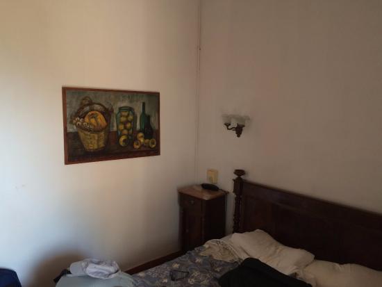 Hotel Romantic: double room with balcony
