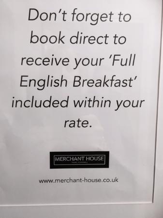 Merchant House : notice
