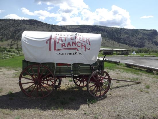 Cache Creek, Канада: Hat Creek Ranch