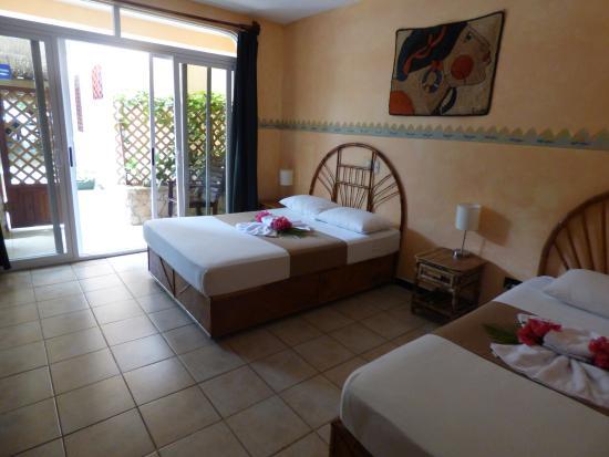 Hotel Giada: Chambre