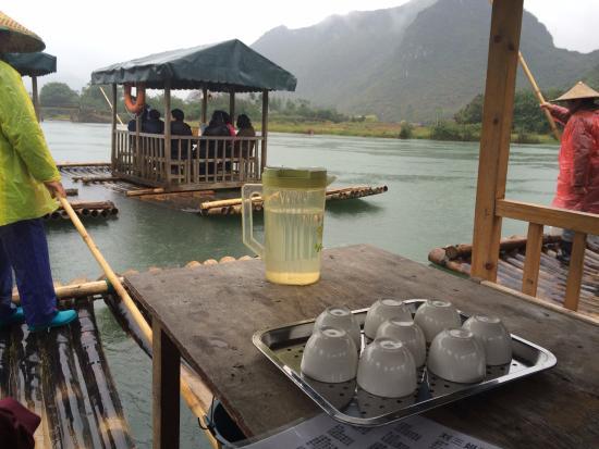 Cormorant Fishing : Bamboo Rafting