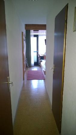 Mühlhausen, Deutschland: Kleines Zimmer