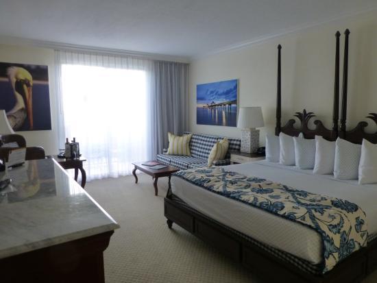 Inn at Pelican Bay: Room view