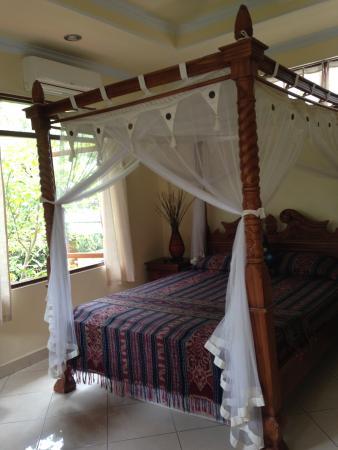 Bembengan Ubud Cottage : The room
