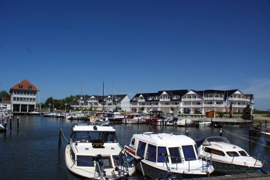 Yachthafen Ostseebad Karlshagen