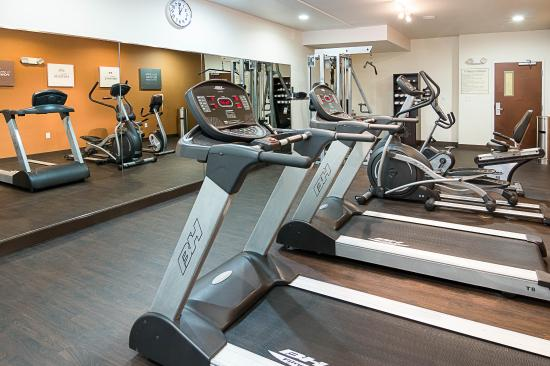 Natchitoches, Λουιζιάνα: Fitness Center