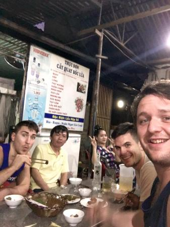 Dak Lak Province, Vietnam: Food was all inclusive !