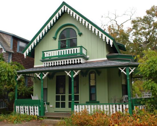 Oak Bluffs, MA: Martha's Vineyard Camp meeting Association