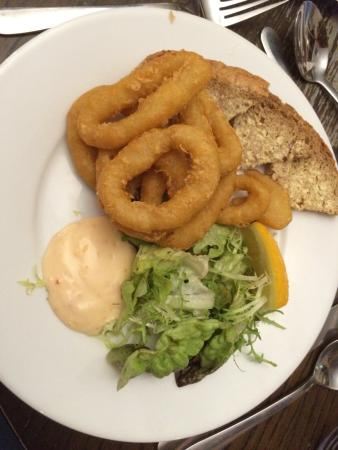 Pevensey, UK: Selection of their lovely foods