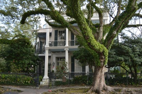 The House That Lestat Built Anne Rice House Picture Of Garden District New Orleans