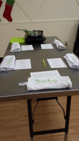 Classes Available - Picture of Taste Buds Kitchen, Southlake ...