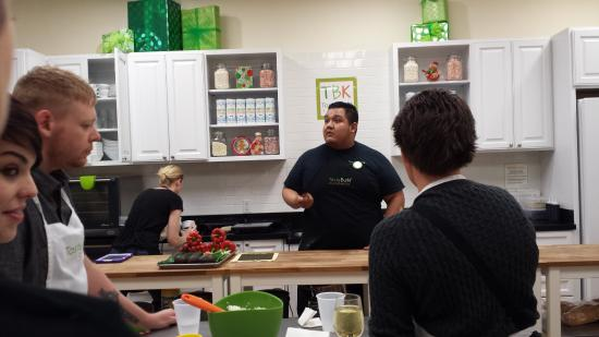 Superb Taste Buds Kitchen: Mr. Smidgen Teaching