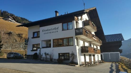 Gastehaus Lienharterhof
