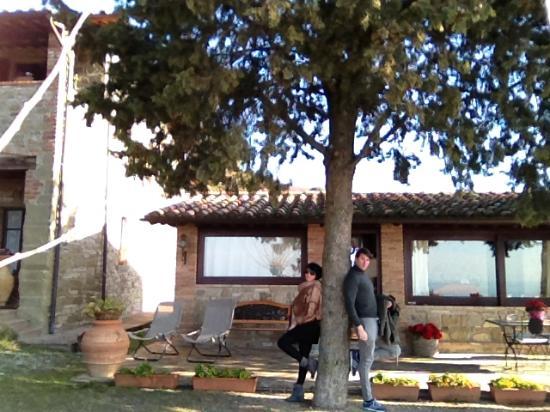 Castel Rigone, Italia: App. IL LECCIO...
