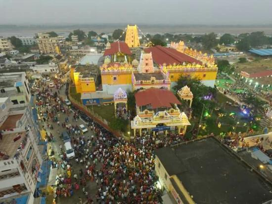 ‪‪Bhadrachalam‬, الهند: Sri Ramachandra Swamy Temple‬