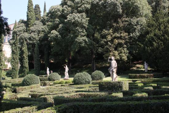 Garden palazzo giardino giusti for Giardino e palazzo giusti