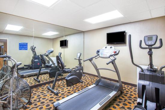 Brewerton, estado de Nueva York: Fitness Center