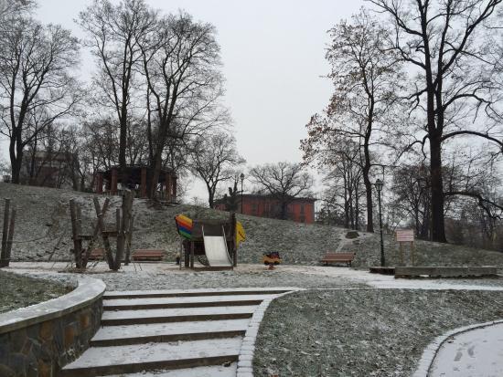 Opava, República Checa: Parque