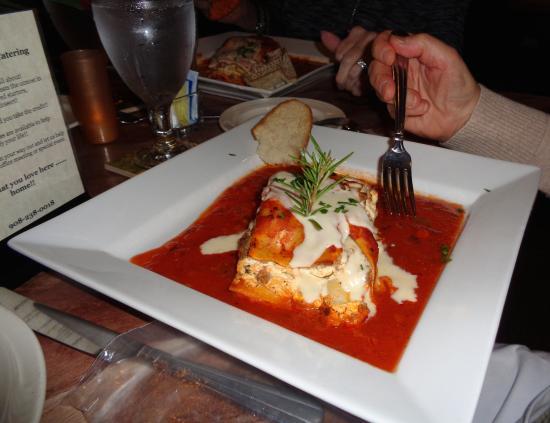 Asbury, نيو جيرسي: Lasagna.