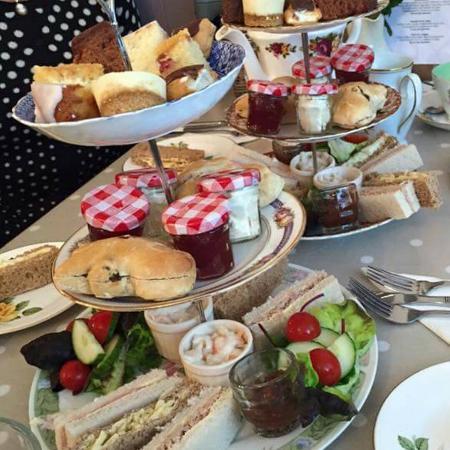 Astley Tea Rooms Menu