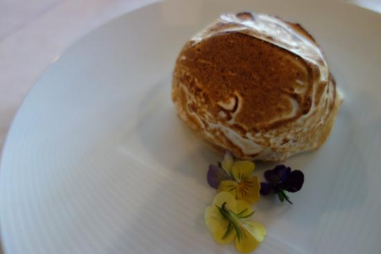 Dunkeld, Australia: Dessert
