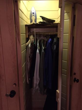 Morris, CT: small closet