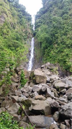 Ken's Hinterland Adventure Tours: waterfall
