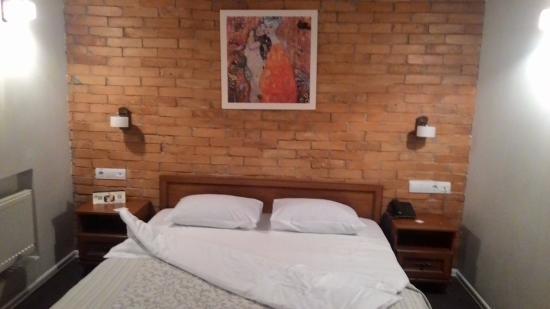 Geneva Park Hotel : Room