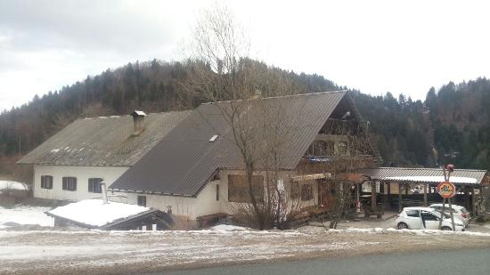 Tourist farm Anz'k